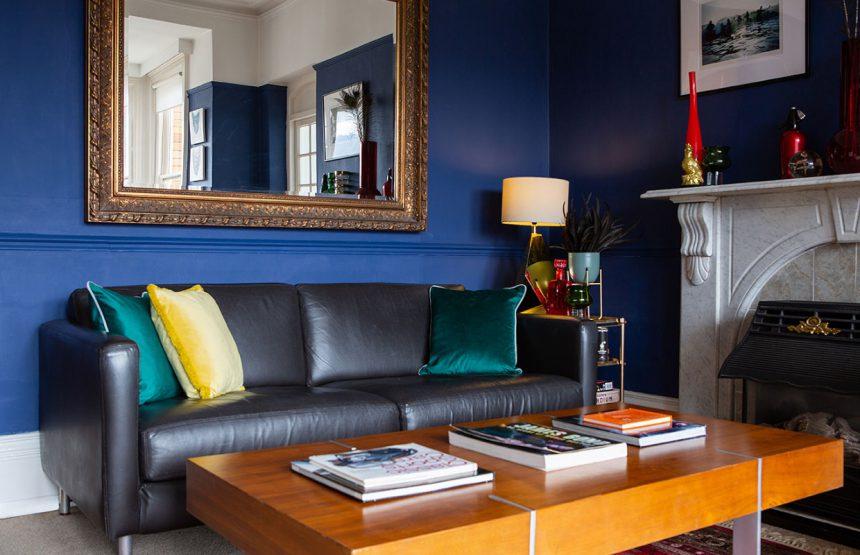 Norbury house lounge