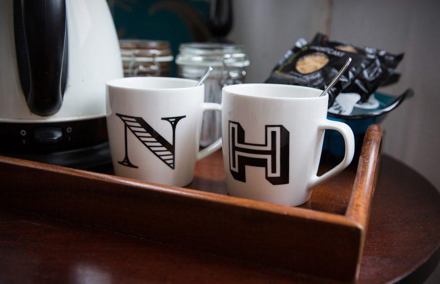 room five coffee cups